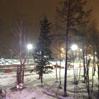 """Снимок сделан в Гостиница """"Полёт"""" / Polyot Hotel Perm пользователем 🐾grey wolf🐾 Z. 12/7/2015"""