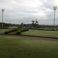 Photo taken at Glenmarie Golf & Country Club by Jefri R. on 2/25/2013