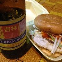 Photo taken at Santak Burger by Jefri R. on 2/11/2013