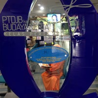 Photo taken at Pejabat Tanah Daerah Johor Bahru by Jefri R. on 4/10/2014