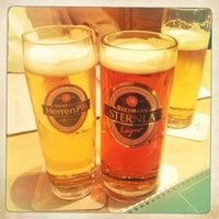 Photo taken at Brauerei Keesmann by A. J. on 2/6/2013