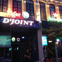 Photo taken at D'JoInT Bar & Cafe by Nathaniel H. on 8/5/2013