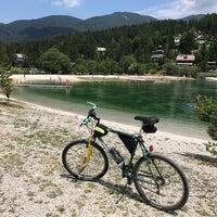 Photo taken at Jezero Jasna by GMDB G. on 7/22/2017