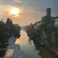 Photo taken at Ponte del Diavolo by GMDB G. on 10/29/2017