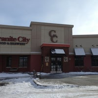 Photo taken at Granite City Food And Brewery by Jim B. on 2/2/2013