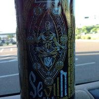 Photo taken at Top Valu Liquor by Jim B. on 6/28/2013