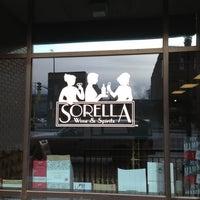 Photo taken at Sorella Wine & Spirits by Jim B. on 1/22/2013