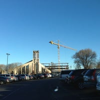 Photo taken at Breck School by Jim B. on 10/31/2012