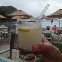 Photo taken at Beach Bar & Restaurant by Jens M. on 6/7/2013