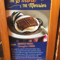 Photo taken at Cracker Barrel Old Country Store by Sarah S. on 7/9/2017