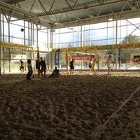 "Photo taken at Pludmales sporta centrs ""Brazīlija"" by Līmenī_lv B. on 9/23/2012"