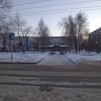 Photo taken at Гимназия #3 by Антон Д. on 1/14/2013