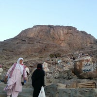 Photo taken at Al Nur Mountain - Hira Cave by DrBelal A. on 3/7/2013