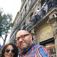 Photo taken at Calle 5 de mayo by Ignacio S. on 10/29/2016