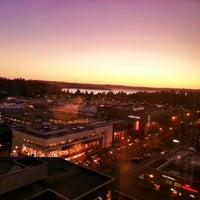 Photo taken at Hyatt Regency Bellevue on Seattle's Eastside by Anish P. on 10/28/2013