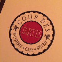Photo taken at Coup Des Tartes by Robby W. on 9/30/2013