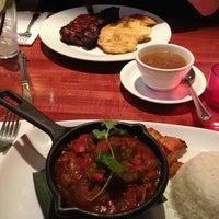 Photo taken at Mixto Restaurant by John C. on 2/1/2013