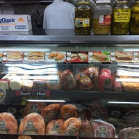 Photo taken at Ameer Food Corp. Deli Grocery by Gene R. on 9/28/2016