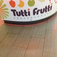 Photo taken at Tutti Frutti by Mike H. on 10/20/2012