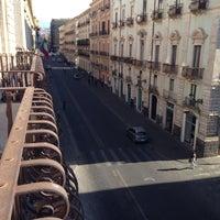 Photo taken at Prefettura Catania by Chiara B. on 5/16/2014