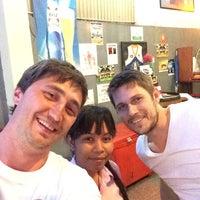 Photo taken at Aussie XL Cafe by Nikolay I. on 5/20/2014