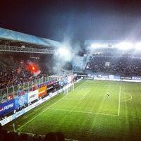 Photo taken at Arena Khimki by Kirill M. on 4/12/2013