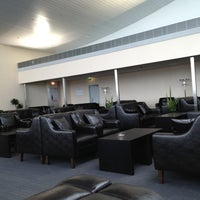 Photo taken at MasterCard Business Lounge by Igor G. on 3/2/2013