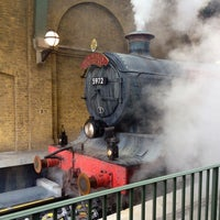 Photo taken at King's Cross Station by Alison W. on 7/2/2014