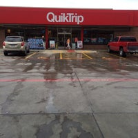 Photo taken at QuikTrip by Nathan N. on 11/20/2013