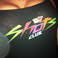Photo taken at SHOTS CLUB by Janell P. on 11/16/2012