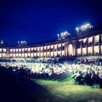 Foto scattata a Arena Sferisterio da Jacopo O. il 8/9/2014
