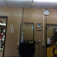 Photo taken at Today Hair Salon by Nazrin A. on 7/24/2015