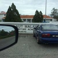 Photo taken at Akademi Laut Malaysia (ALAM) by Nazrin A. on 12/28/2016