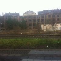 Photo taken at Bahnhof Weißenfels by Ullrich K. on 12/12/2013
