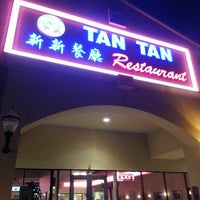 Photo taken at Tan Tan Restaurant by Ricardo G. on 5/27/2013