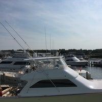 Photo taken at Champlin's Marina by Frances B. on 7/21/2017