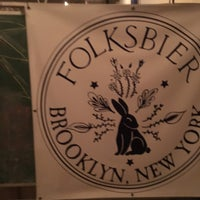 Photo taken at Folksbier by Frances B. on 7/23/2017