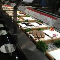 Photo taken at Nori Nori Japanese Buffet by Jeongseok L. on 3/24/2013