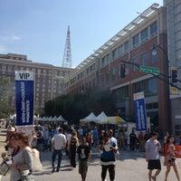 Photo taken at Technology Square by Jeongseok L. on 10/6/2012
