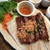 Photo taken at Saigon Grill by Jeongseok L. on 11/23/2012