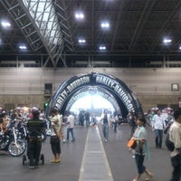 Photo taken at Nagoya International Exhibition Hall by Takumi1881 on 9/16/2012