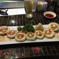 Photo taken at Thai Hana Restaurant & Sushi Bar by Shanna D. on 7/29/2017