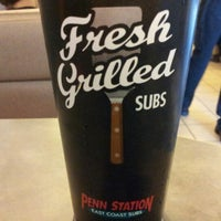 Photo taken at Penn Station East Coast Subs by Todd P. on 11/13/2012
