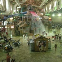 Photo taken at Great Wolf Lodge by Mike C. on 3/18/2013