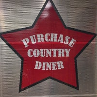 Photo taken at Purchase Country Diner by Jason K. on 11/9/2014