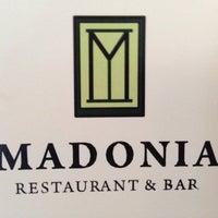 Photo taken at Madonia Restaurant & Bar by Jason K. on 4/1/2015