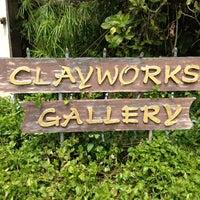 Photo taken at Clayworks at Kilohana by Jason K. on 3/15/2013