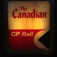 Photo taken at Toronto Railway Heritage Centre by Jason K. on 10/19/2017