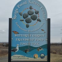 Photo taken at Meigs Point Nature Center by Jason K. on 3/26/2017