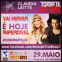 Photo taken at Atras do Trio by Nelsinho N. on 5/29/2013